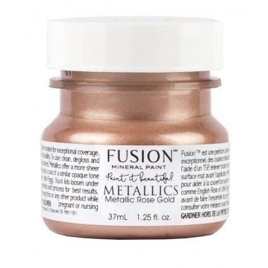 Fusion Metallics - Rose Gold