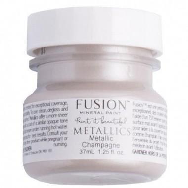 Fusion Metallics - Champagne