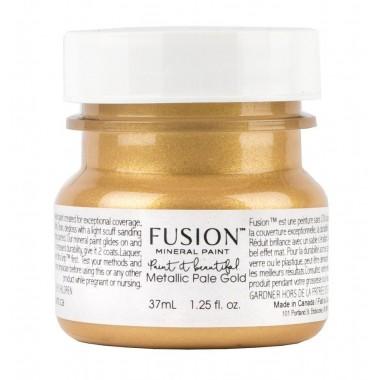 Fusion Metallics - Pale Gold